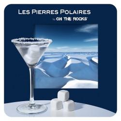 Boîte Collector 8 glaçons pierres polaires