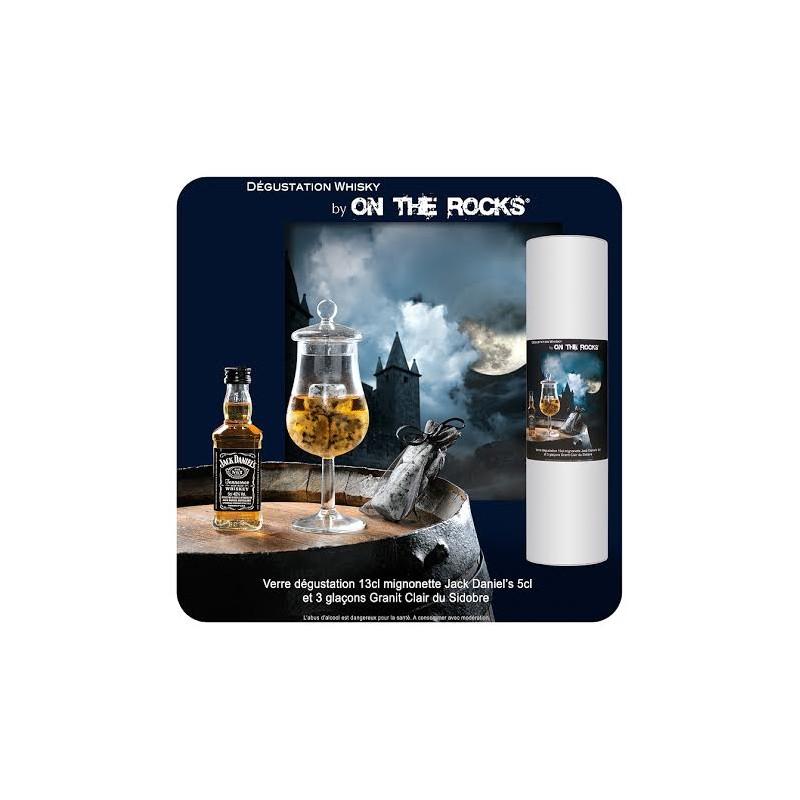 Grossiste  Destockage grossiste 112648 : Verres à Whisky Jack Daniel's