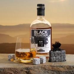 Coffret dégustation  Black Moutain & 6 glaçons du Sidobre