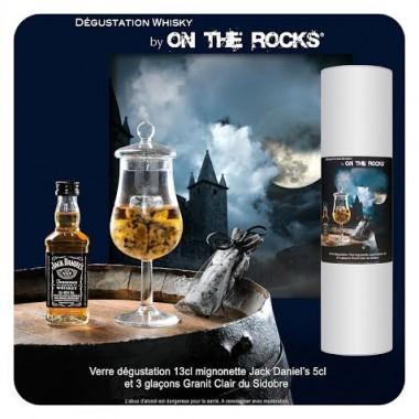 "Coffret dégustation ""Jack On The Rocks"""