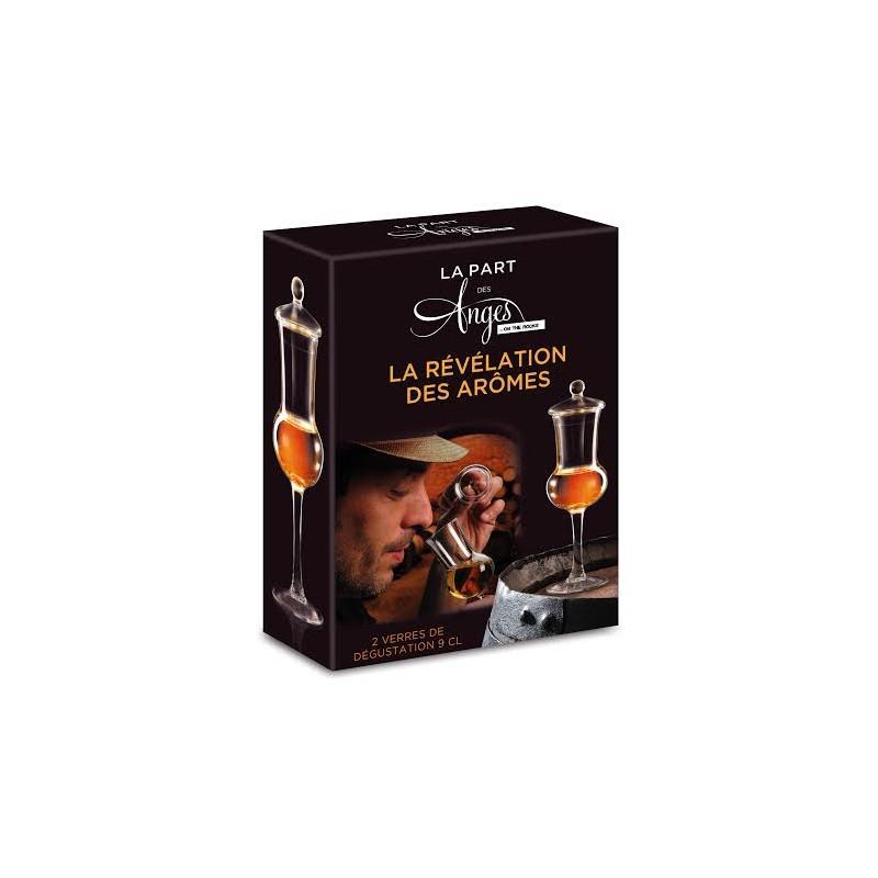 coffret 2 verres whisky accessoires d gustation whisky. Black Bedroom Furniture Sets. Home Design Ideas