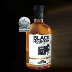 Whisky Black Mountain BM n°1