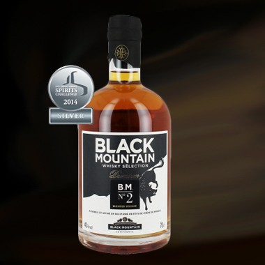 Whisky Black Mountain BM n°2