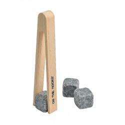 Pince à Glaçons en bois de hêtre