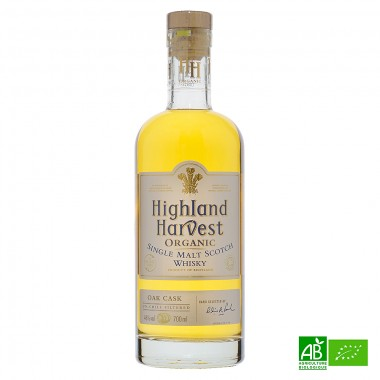 Whisky Ecossais HIGHLAND HARVEST SINGLE MALT
