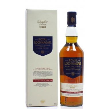 Royal Lochnagar Distiller's Edition Double Matured