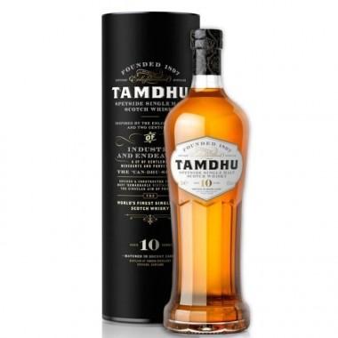 Whisky Ecossais Tamdhu 10 ans
