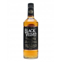 Whisky canadien Black Velvet