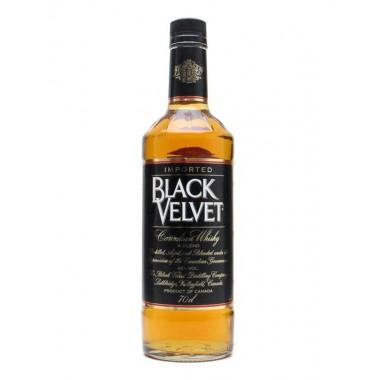Whisky canadien Black Velvet