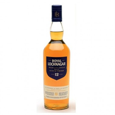 whisky Ecossais Royal Lochnagar 12 ans