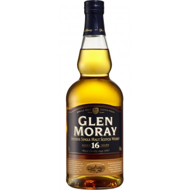 whisky Ecossais Glen Moray 16 ans