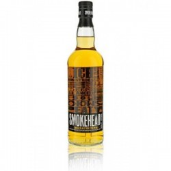 Whisky Tourbe Smokehead