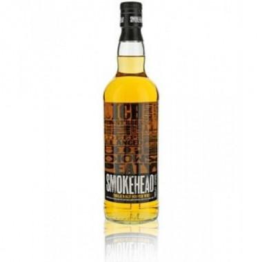 Whisky Tourbe Smokehead