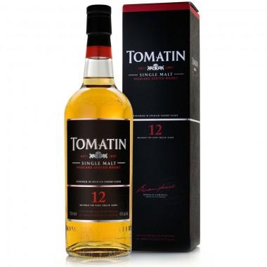 Whisky Ecossais Tomatin 12 ans