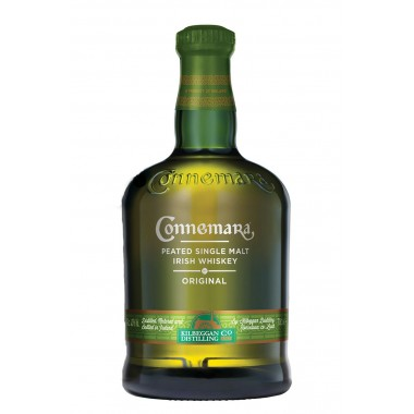 whisky Irlandais Connemara Peated Single Malt