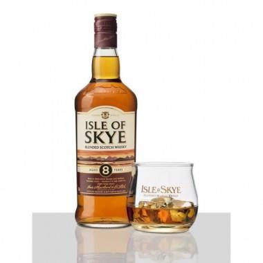 Whisky Ecossais Isle Of Skye 8 ans