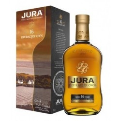 Whisky Ecossais Isle of Jura 16 ans