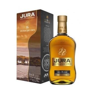 Whisky Ecossais Isle of Jura 16 ans