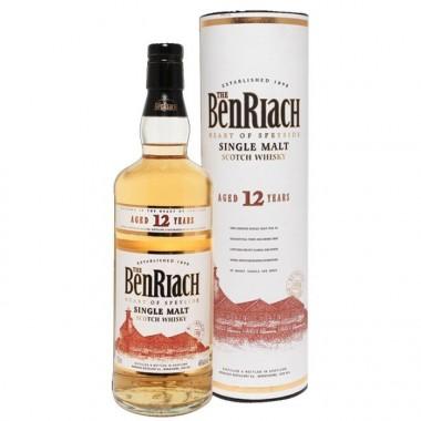 Whisky ecossais Benriach 12 ans 43%