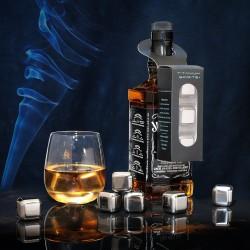 3 Glaçons en inox |Titanium Spirits