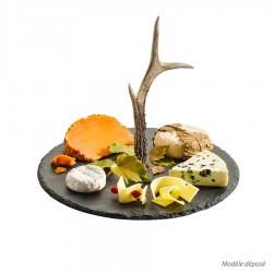 Plateau Sauvage cheese plate