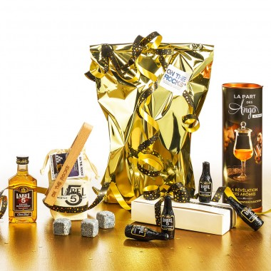 Coffret Dégustation Whisky Chocolats