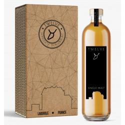 Whisky d'Aubrac Twelve Basalte  50cl