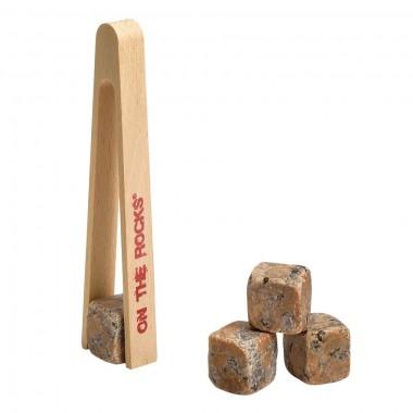 Pince pierres à vin en bois de hêtre