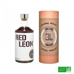 Whisky français bio Red Leon 70cl