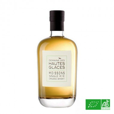 DOMAINE DES HAUTES GLACES Les Moissons - Single Rye 44,8%