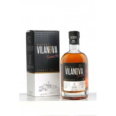 Whisky Single Malt Vilanova Terrocita - 70cl